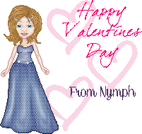 Valentines Present 2014 by KnightsNymph