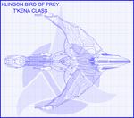 T'Kena Class Bird of Prey - Update