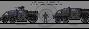 Bushmaster Wip 4