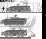 LAV-APC wip 3