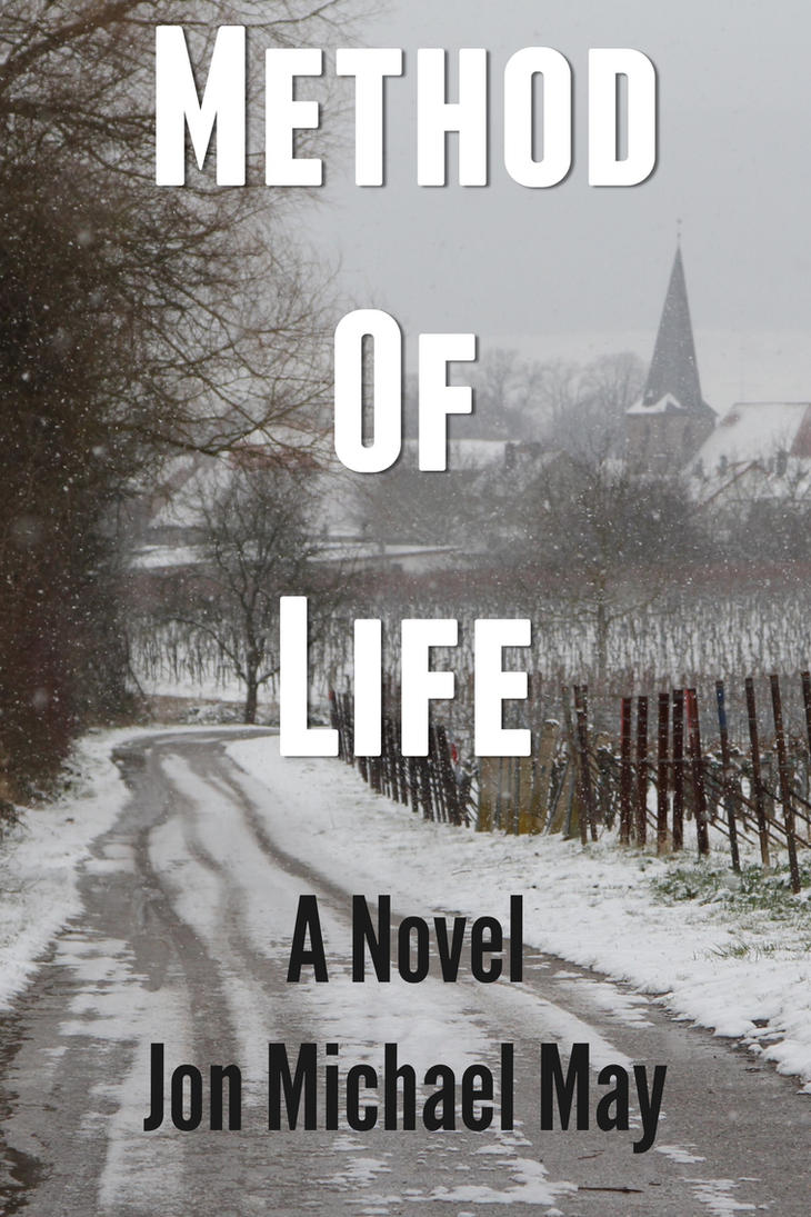 Method of Life - New Book cover final version by Jon-Michael-May