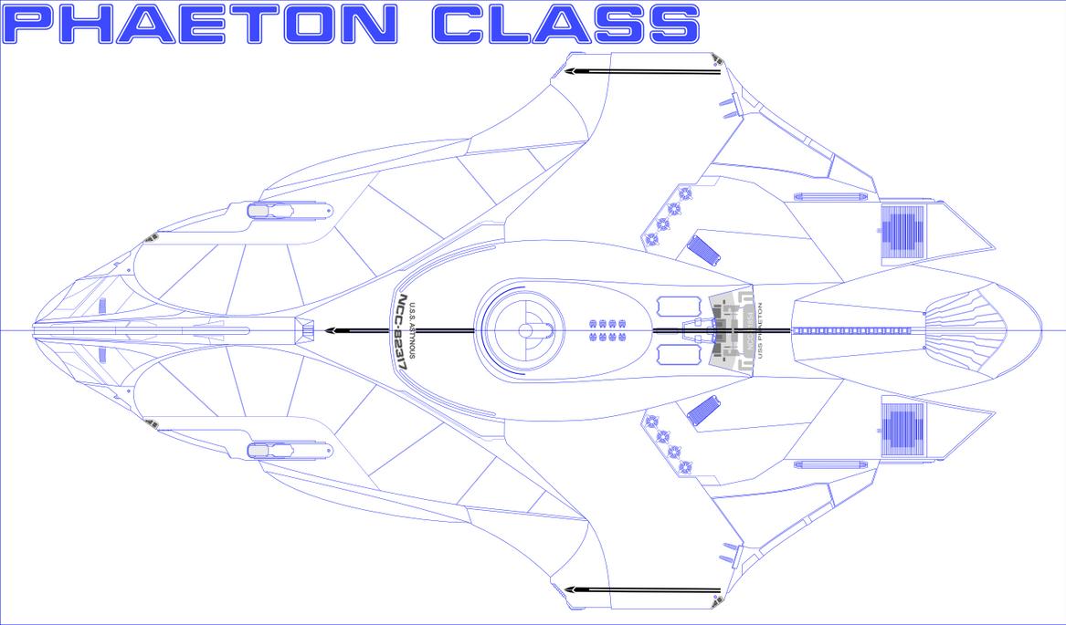 Star Trek WIP 2 by Jon-Michael-May
