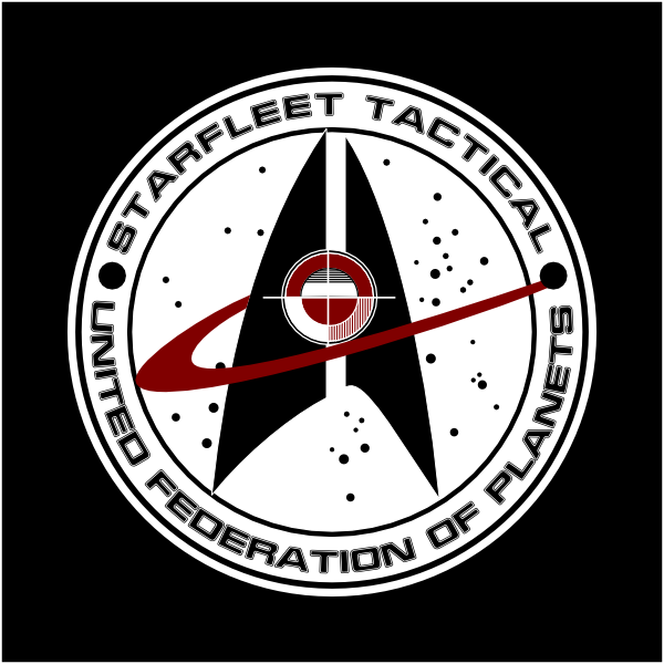 Starfleet Tactical logo by Jon-Michael-May
