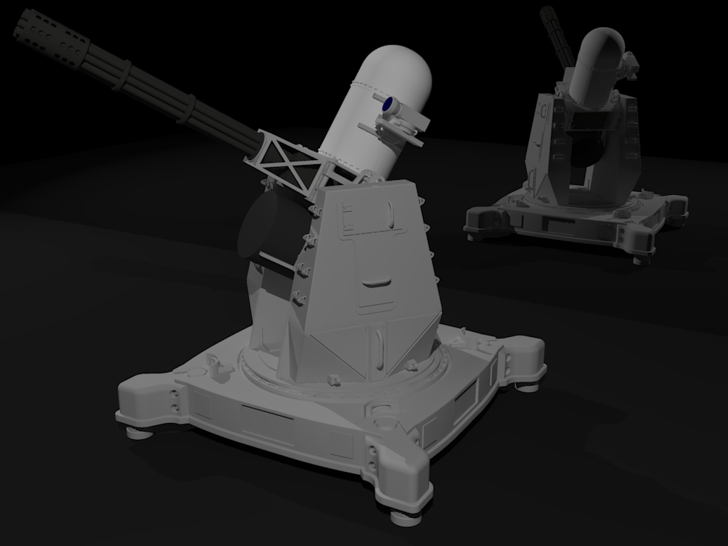 Sketchup turret test... by Jon-Michael-May