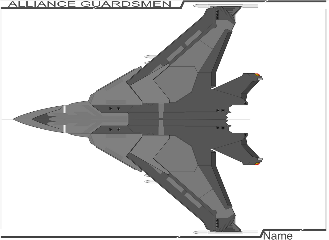 Alliance UCAV concept wip...update by Jon-Michael-May