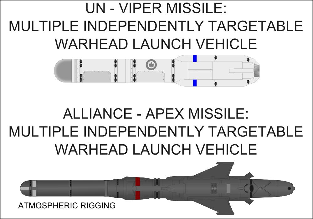 Viper/Apex Missile Comparison by Jon-Michael-May