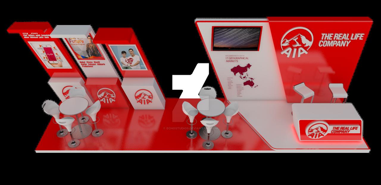 booth by echostudios