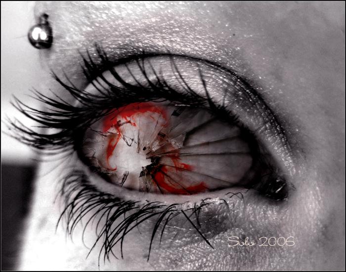 BrokenRflection. by EmilyFullOfSunshine