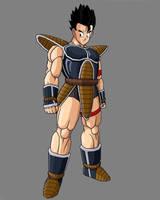 Gohan Armor By KingCrackRock by kingcrackrock
