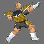 Nappa By KingCrackRock