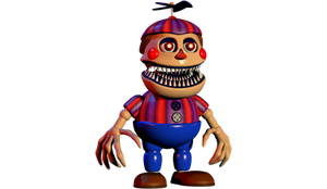 Nightmare BB Help Wanted fix -Release- [SFM added]