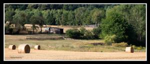 old cabin by declaudi