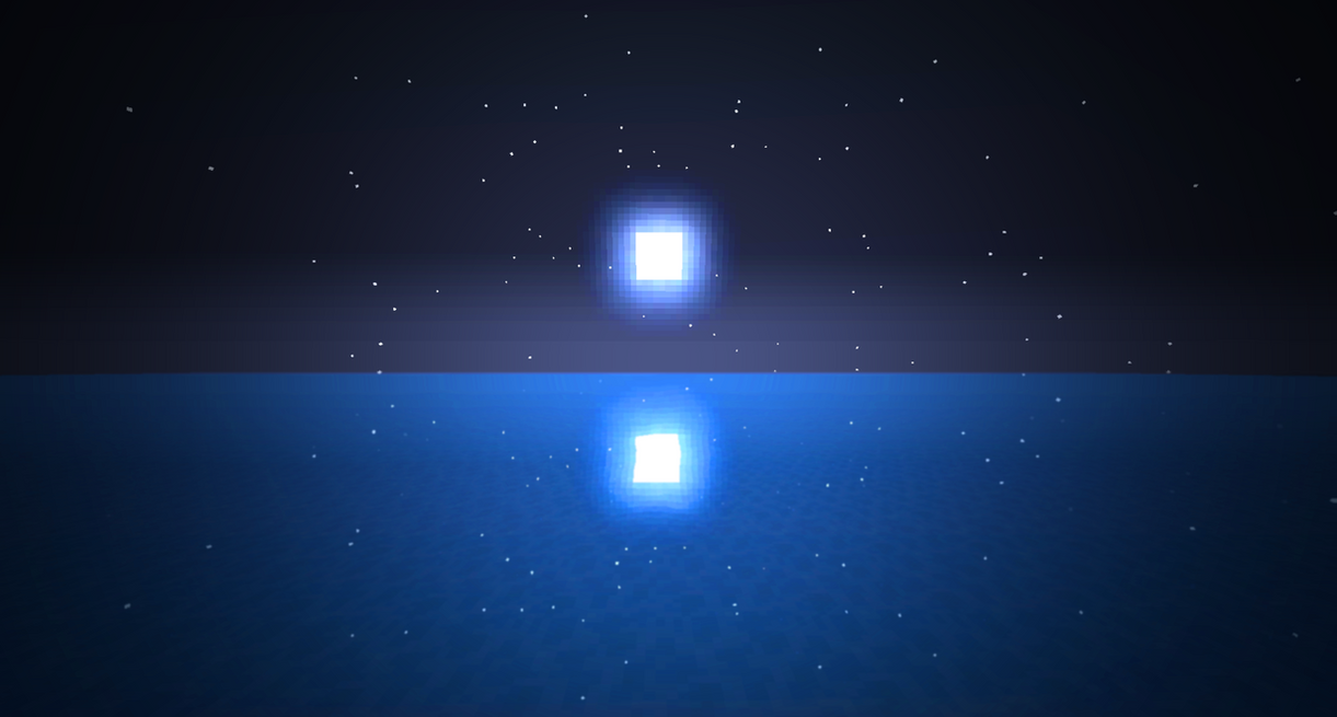 Top Wallpaper Minecraft Blue - moonset_by_sukapon-d6wr3ve  Snapshot_29049.png