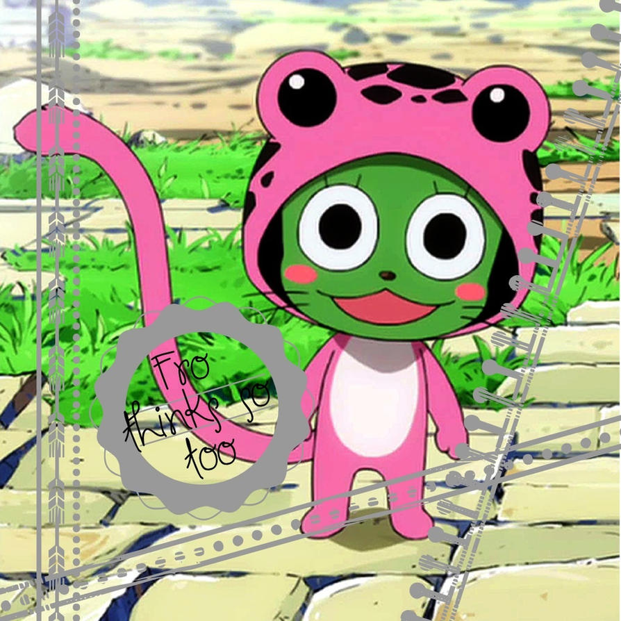 Fairy Tail Frosch: Edits : Frosch From Fairy Tail By LanaRin On DeviantArt
