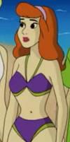 Daphne blake bikini