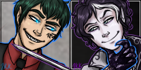 Malsery Icons by chaoticwaltz