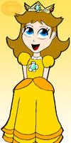 Young Princess Daisy by GamingGirl73