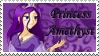 Princess Amethyst Stamp by GamingGirl73