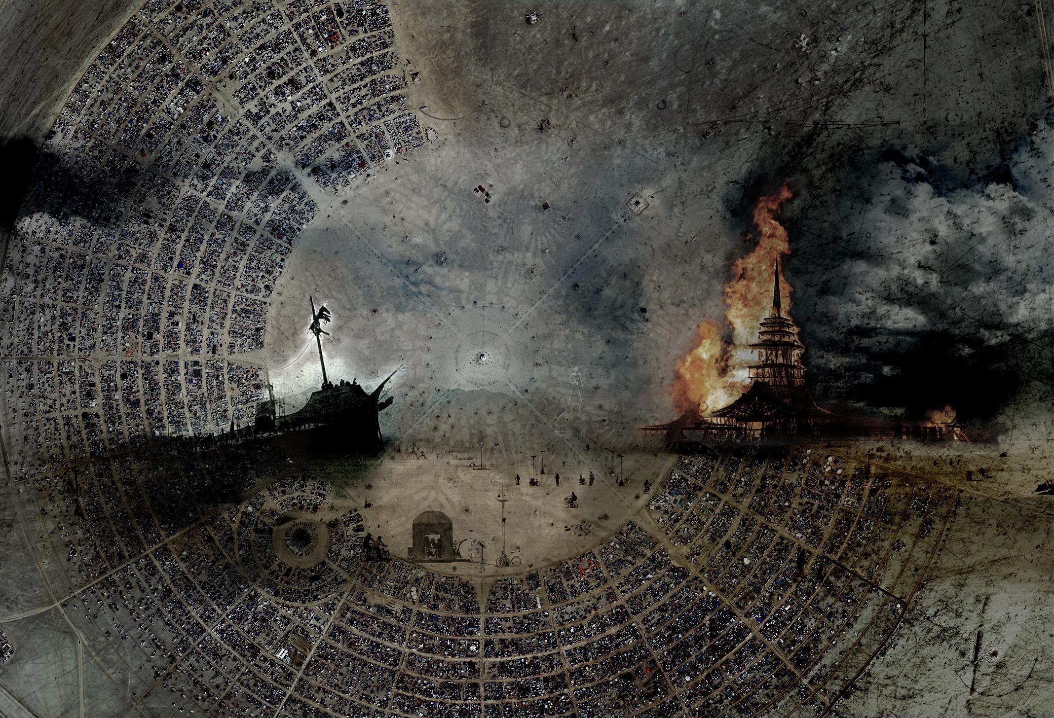 Burning Man - 2012 - Fertility 2.0 by jayswain