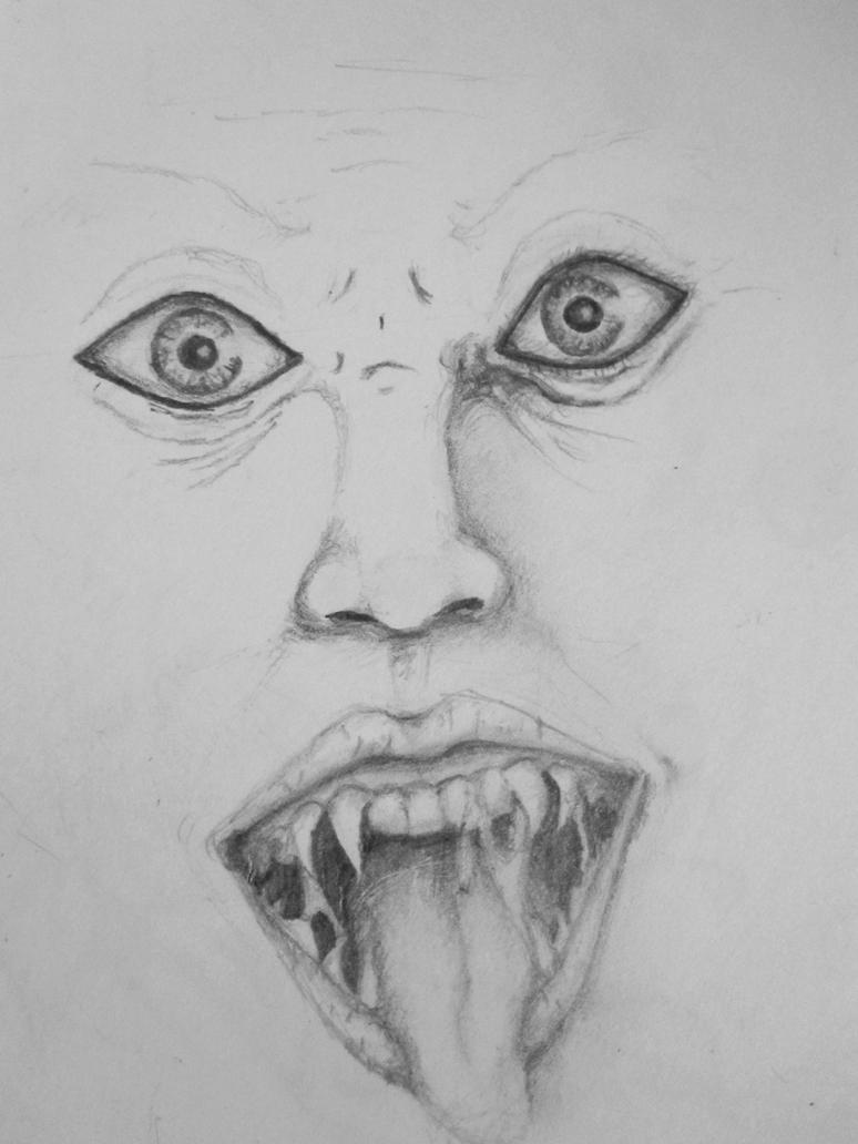 It is a photo of Sassy How To Make A Scared Face Drawing