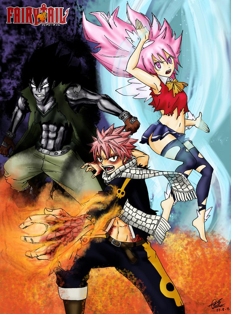 Fairy Tail Dragonforce by yukionna292 on DeviantArt