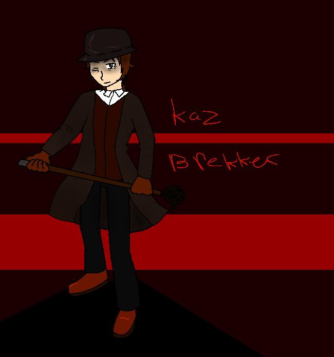 Kaz Brekker by allythecat