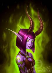 Demon Hunter by Silartworks