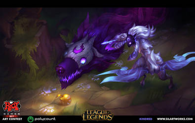 Kindred - Riot Creative Contest 2017