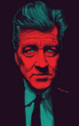Its me David Lynch