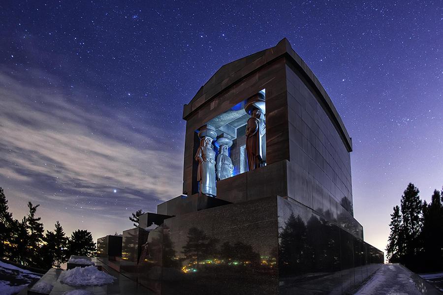 Spomenik Neznanom Junaku By Borismrdja On Deviantart