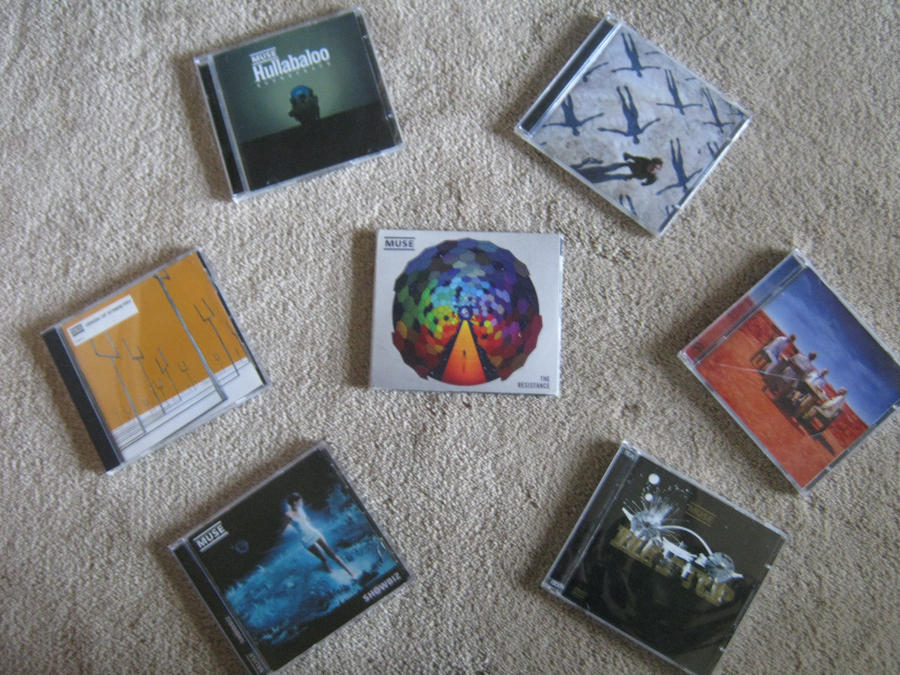 Muse Albums Of Epicness By Problematiquexxmuser On DeviantArt