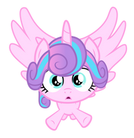 Flurry Hart flying vector 1 (HD) by IvaCatheriaNoid