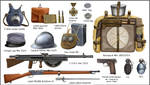 WW1 - French equipment