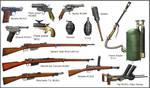 WW1  Italian Weapon