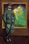 WW1 - Italy, 1915 Umberto Boccioni