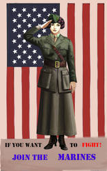 ww1 USA marinette