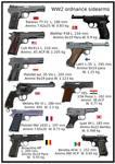WWII Ordnance sidearm by AndreaSilva60