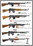 wwii - Browning Automatic Rifle by AndreaSilva60