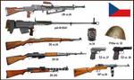 Czech weapons - ww1 - ww2   interwar period by AndreaSilva60