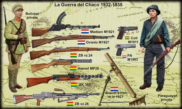 Chaco War - 1932-1935