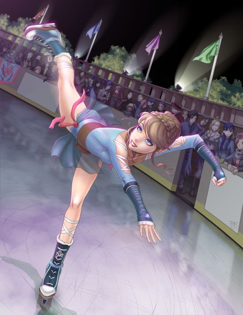 Miyuki's Night by TheRogueSPiDER