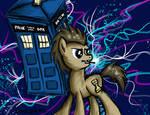 To the TARDIS!