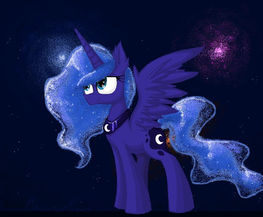 Luna by MoonlightFL