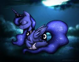 Luuuna by MoonlightFL