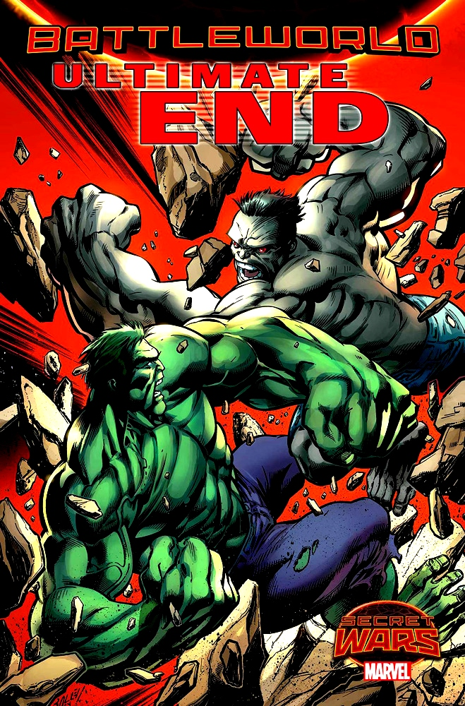green hulk vs grey hulk by ProfoundRounds on DeviantArt