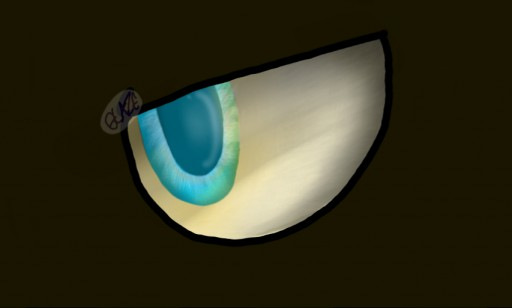 Eye Practice by Glaz3Draggn5