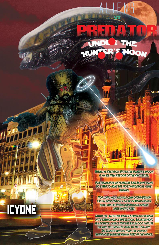 Aliens vs Predator Poster by icyone on DeviantArt