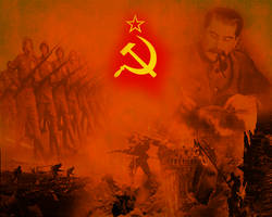 WWII-USSR by EduardoGaray