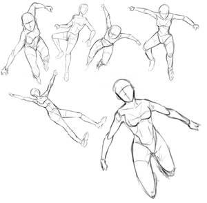 Gesture Studies 4