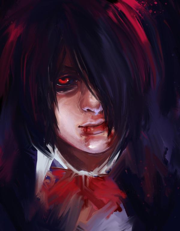 Tokyo Ghoul 2 by EduardoGaray